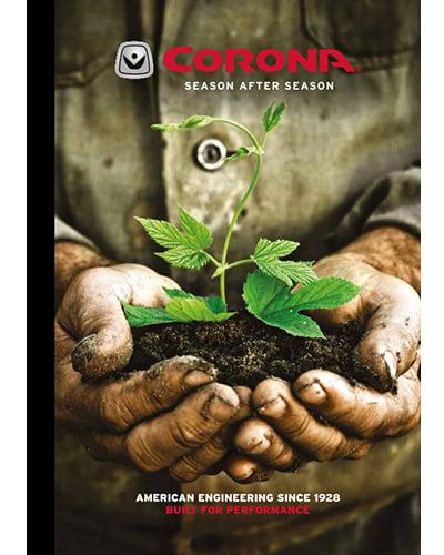 Corona UK brochure front cover-1